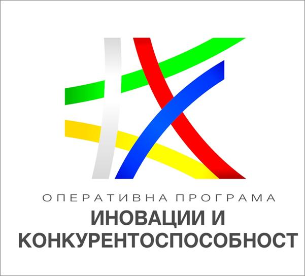 ОП Иновации и Конкурентноспособност - лого